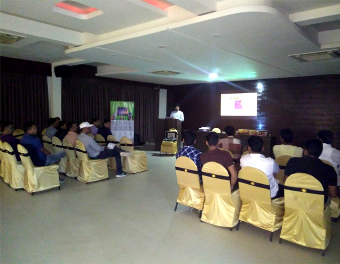 Letoile Home Automation Community event Gujarat, India - L