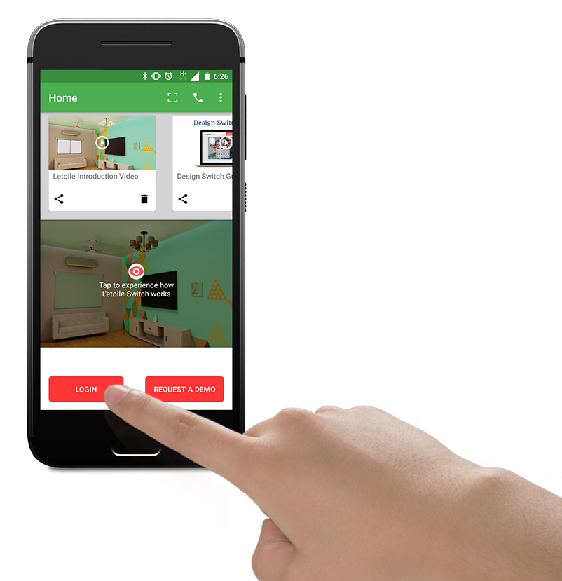 L'etoile mobile app